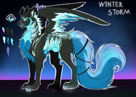 Winter Storm adoptable #1[Auction] -SOLD by NazaKiru