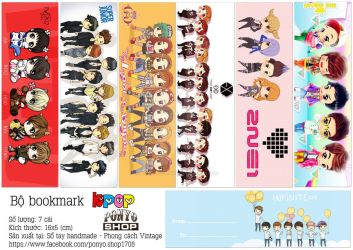 Bookmark Kpop band by phthao1708puta