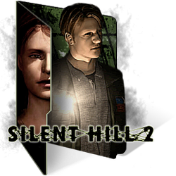 Silent Hill 2 [.ICO] by Dalathan-icons