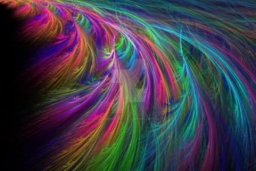Feathers of Dream by shineout-fractals