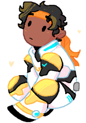 Hunk pixel [solo version] by AndromedaK5