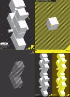 Geodesic Pattern Modul1 by denzmixed