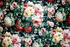 Floral Texture 1-Stock by Thorvold-Stock