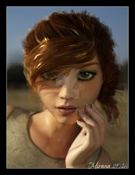 Freckles by Mirana84