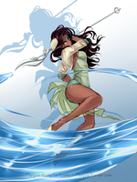 Water whip by Maiyuna