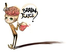 Need some brain juice power? by Elaine10