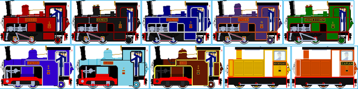 TV Series Mountain Engines by Thatkidwiththeafro
