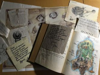Some assorted Myst notes by JonasEklundh