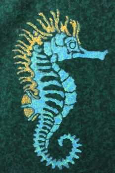 SeaHorse Banner by RamageArt
