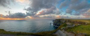 Cliffs of Moher by onesh0t
