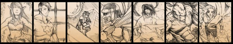 BK: SKETCHcards by wansworld