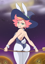 Bunny Witch Amanda by canime