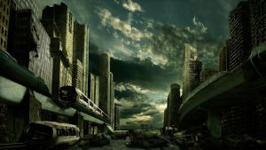 City Apocalyptic by fednan