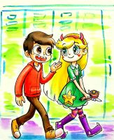 Star vs the Forces of Evil! by moyashi252525