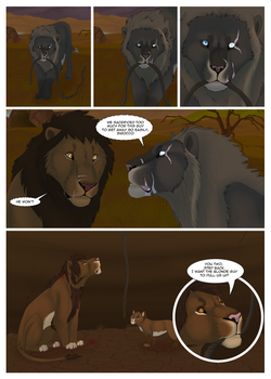 The Outcast page 63 by TorazTheNomad