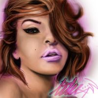 Eva Mendes by Limperator