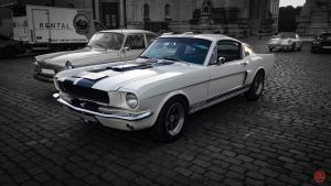 '67 Mustang Fastback Shelby Replica by JBPicsBE
