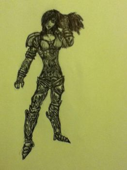 See journal-gr7 old art by Shade-the-Master