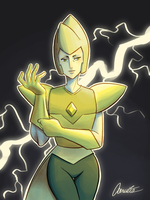 Steven Universe - Yellow Diamond by Aeridis