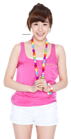 PNG: SNSD Tiffany by chazzief