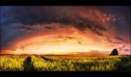 Hungarian skies pt.XXX. by realityDream