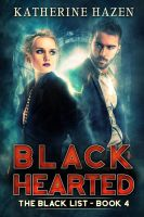 Black Hearted - book cover by LHarper