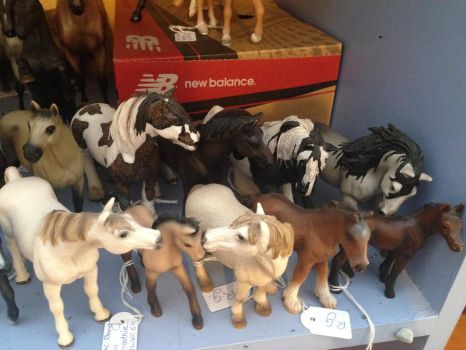 Schleich Horses For Sale by HappyPineapple96