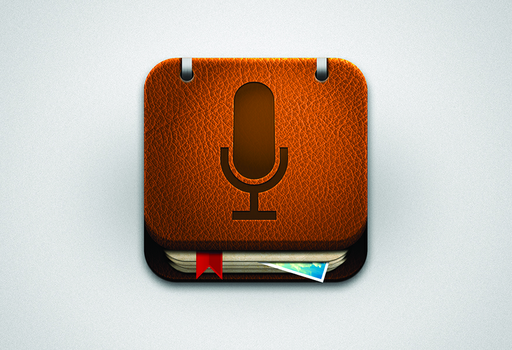 Journal iOS Icon by cerpow