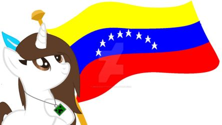 Venezuela is my country by Minecraft111323
