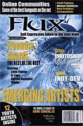 Flux Magazine by nexgenshane