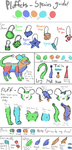 Pluffets Species Guide by ThatCreativeCat