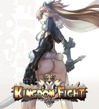 kingdom fight by kinggainer