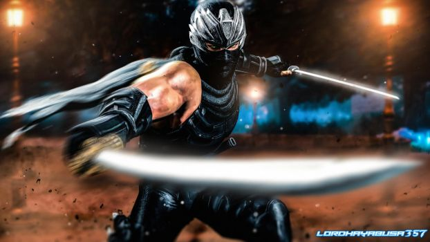 The Ryu Hayabusa by LordHayabusa357