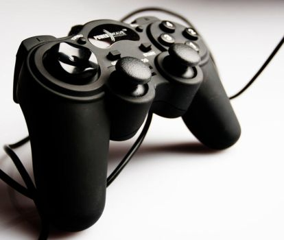 Powerwave Gamepad by inextricablezeal