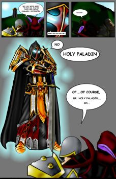 World of Warcraft comic by AlphaWalrus