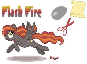 [2014] Flash Fire by Arylett-Charnoa