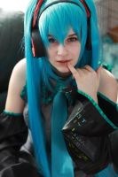 Hatsune Miku 03 by KyuProduction