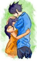 Don't Let Her Go by Angie-she