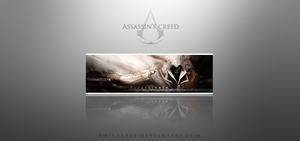 Assassins creed - signature by TwiCeArts