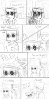 [Villainous] Don't make Flug cries by owoSesameowo