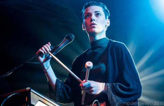 Temples Of Youth at Wedgewood Rooms, Portsmouth by x-modernway-x