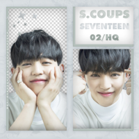 S.Coups (SEVENTEEN) | PNG PACK #13 by taertificials