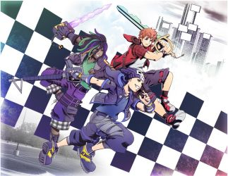Super Best Friends x Kingdom Hearts by Outering