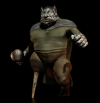 TFOD - The Ogre of Gormley Keep 2 by paulrich