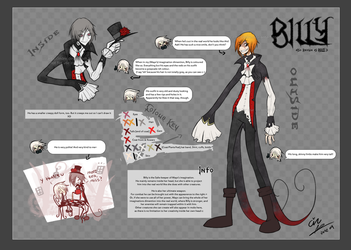 Billy info sheet by cindre