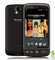 Cheryl Cole - HTC Desire by Geordie-Boyo