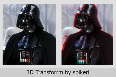 3D Transform Action by spikerl