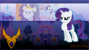 Pony Action - Rarity by Firestorm-CAN