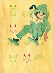 Trickery, or a Skulk of Foxes by juliancallos