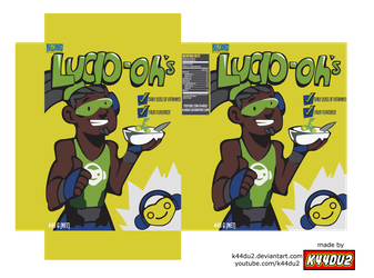 Lucio-Ohs! Box Overwatch Papercraft by k44du2